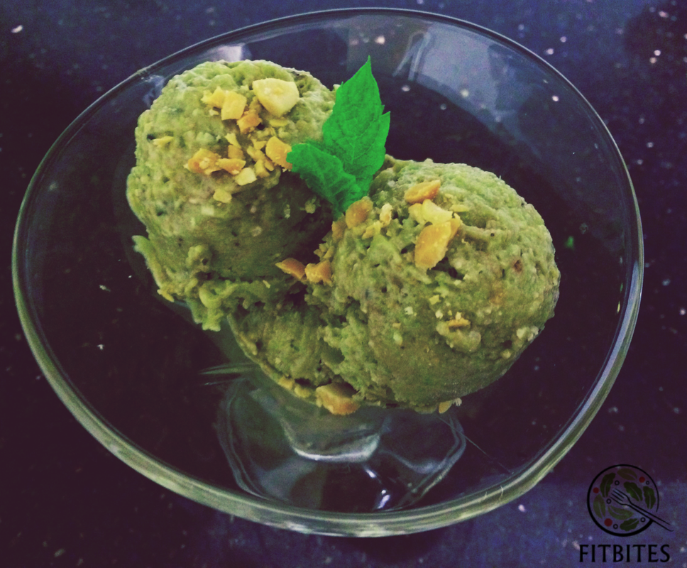 protein avocado ice cream